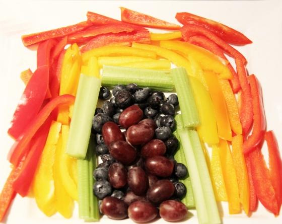 rainbow-vegetables